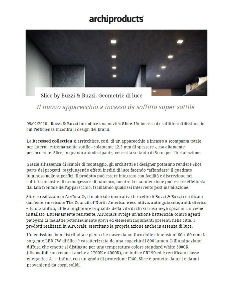Archiproducts - 5/2/2020
