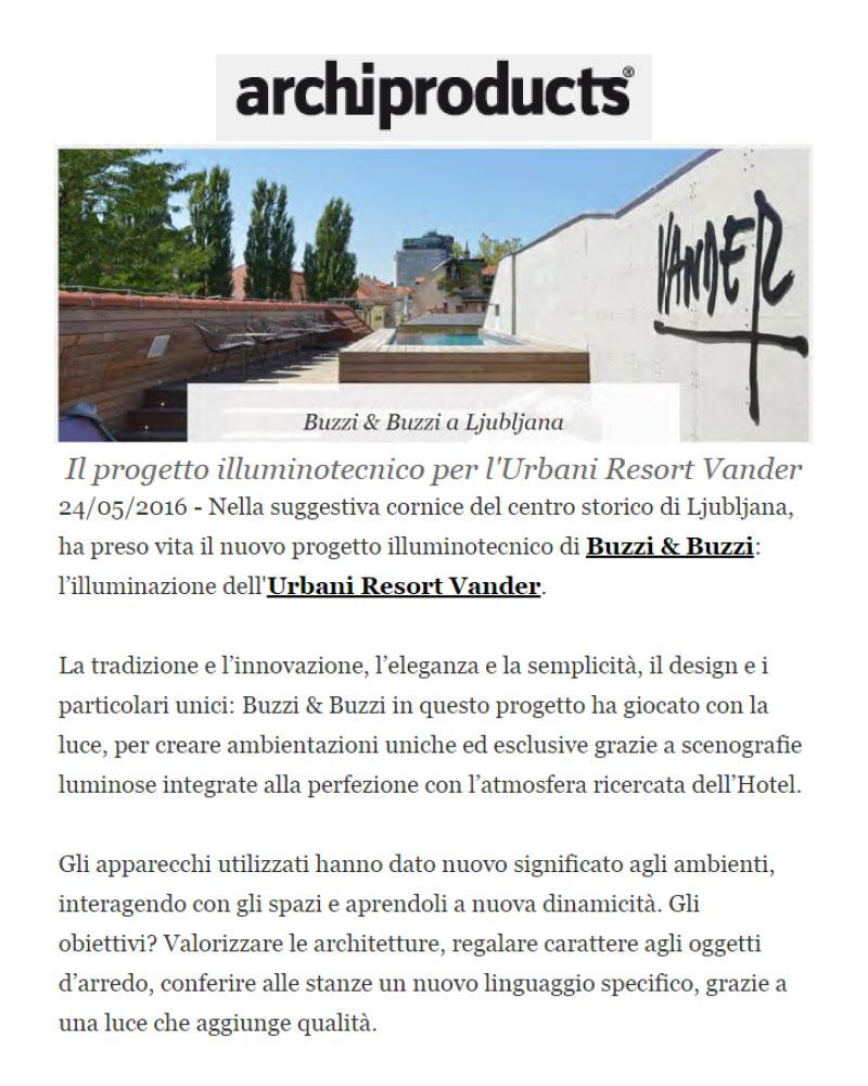 Archiproducts - 24/5/2016