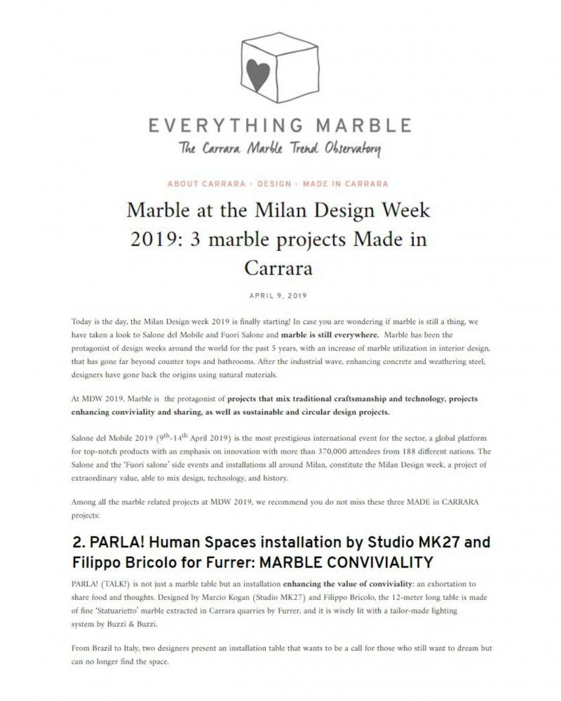 Everything Marble - 9/4/2019
