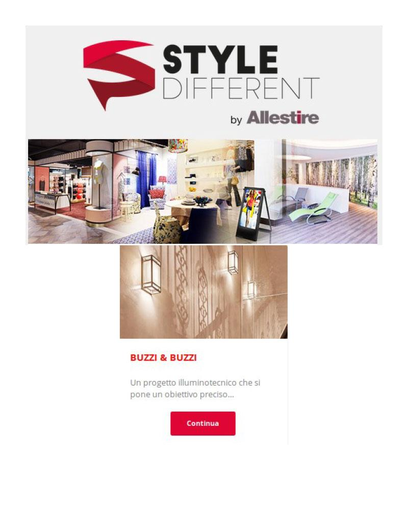 Newsletter Style Different - 17/3/2016