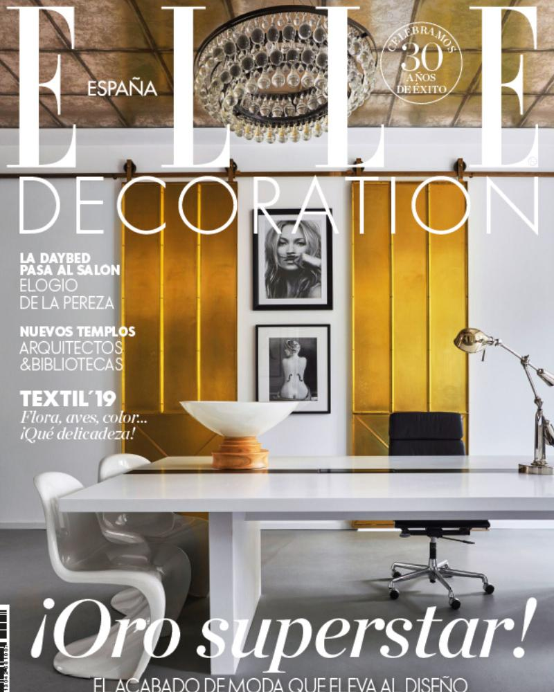 Elle Decoration SPAGNA - 3/2019