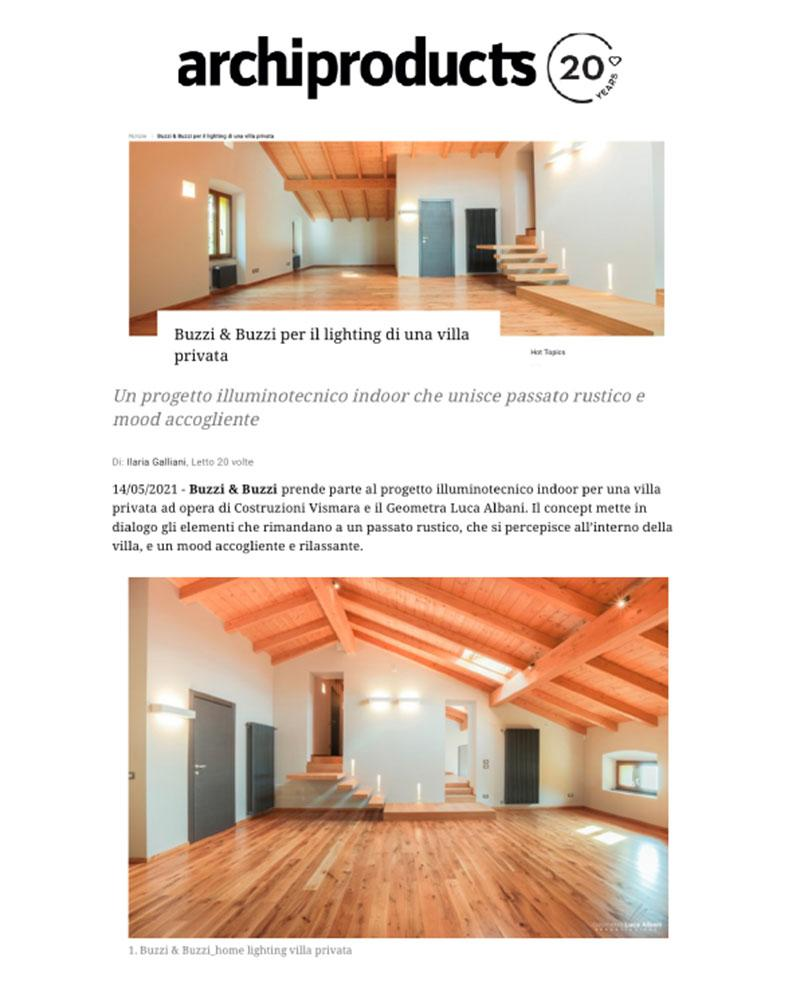 Archiproducts - 14/5/2021