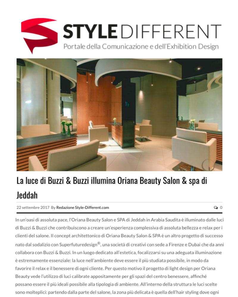Style Diffferent - 22/9/2017