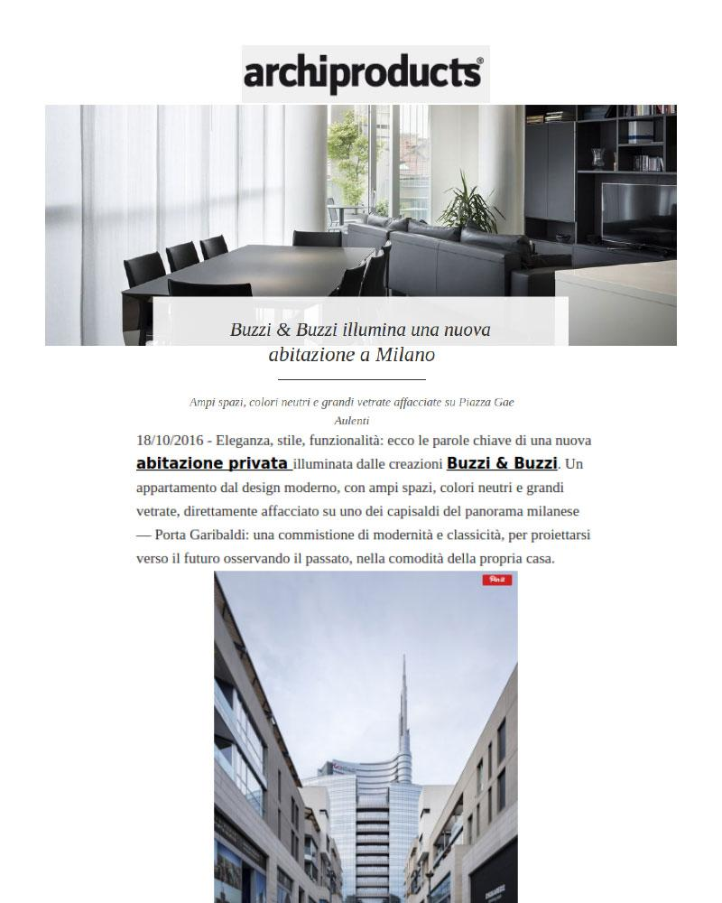 Archiproducts - 18/10/2016