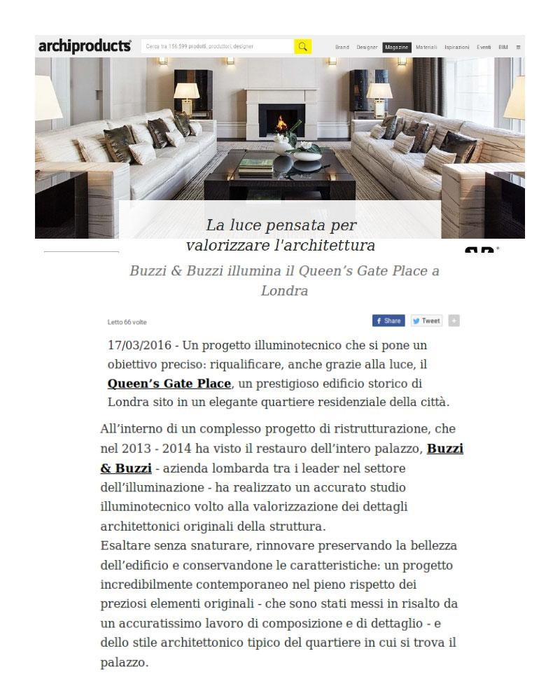 Archiproducts - 17/3/2016