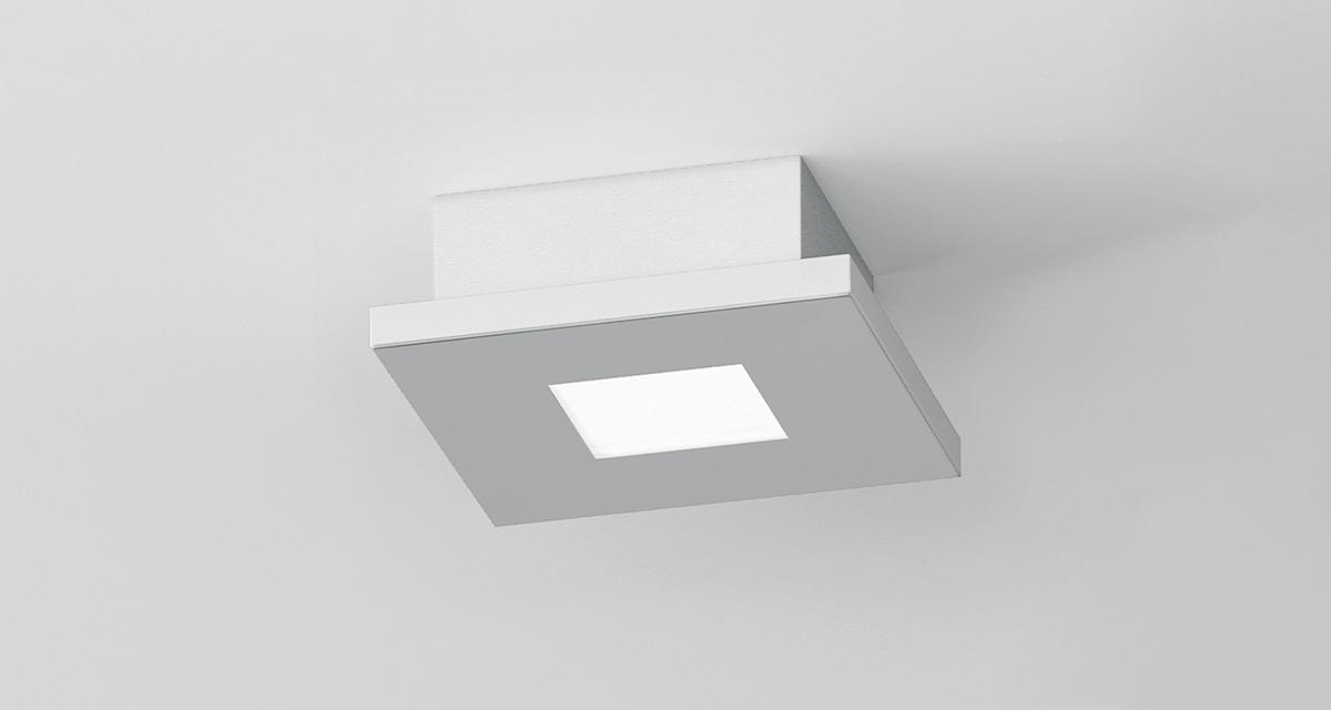 SLICE C | 800 lm ceiling mounted with incorporated driver in 60 mm