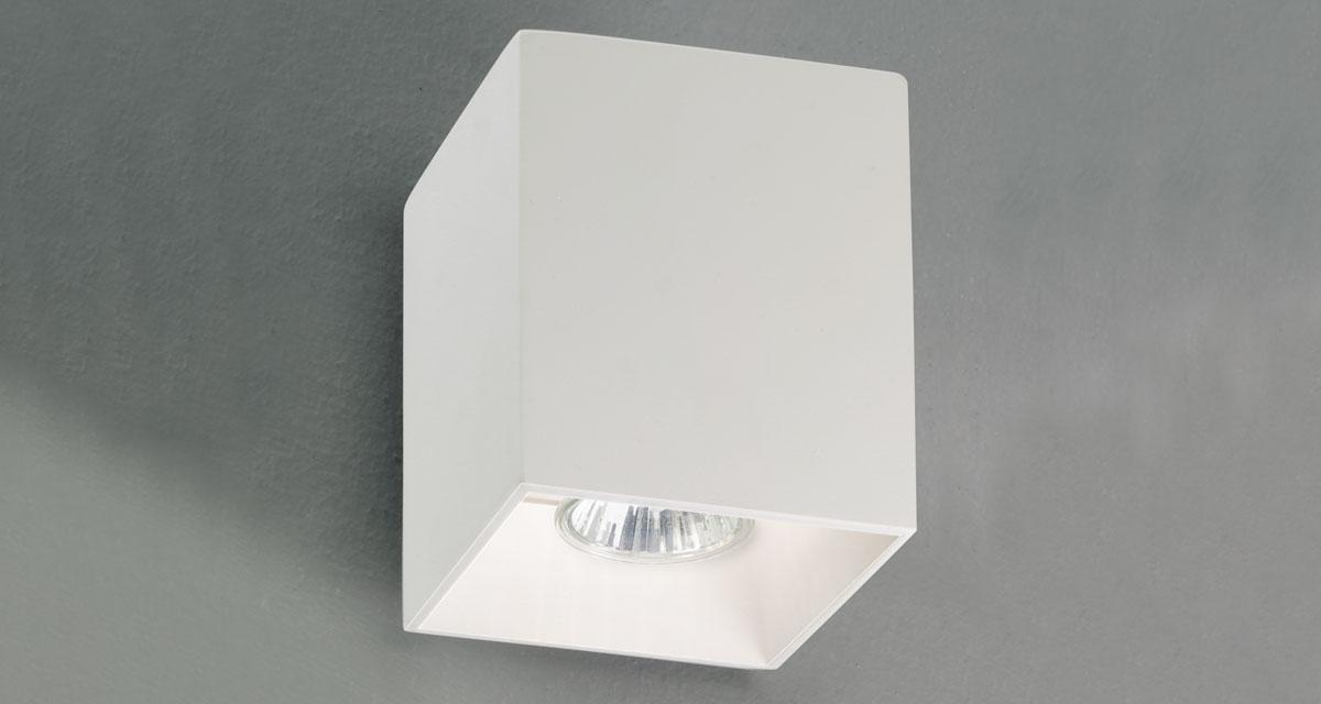 VERSUS | 140 mm wall luminaire, direct or indirect light