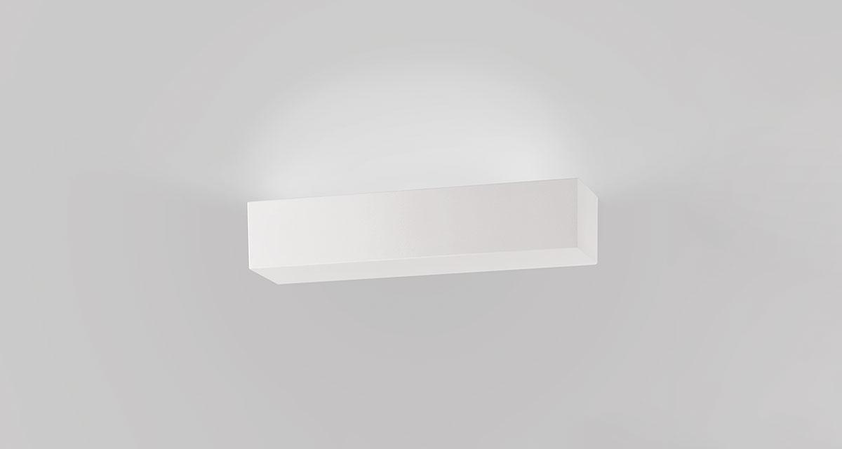 PIPEDO | 490 mm wall luminaire, indirect light