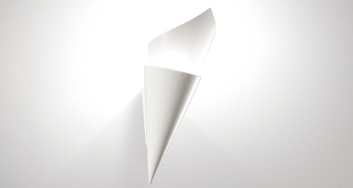 TORCE | 240 mm wall or corner luminaire