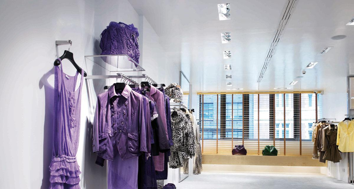 Boutique Ermanno Scervino, Londra