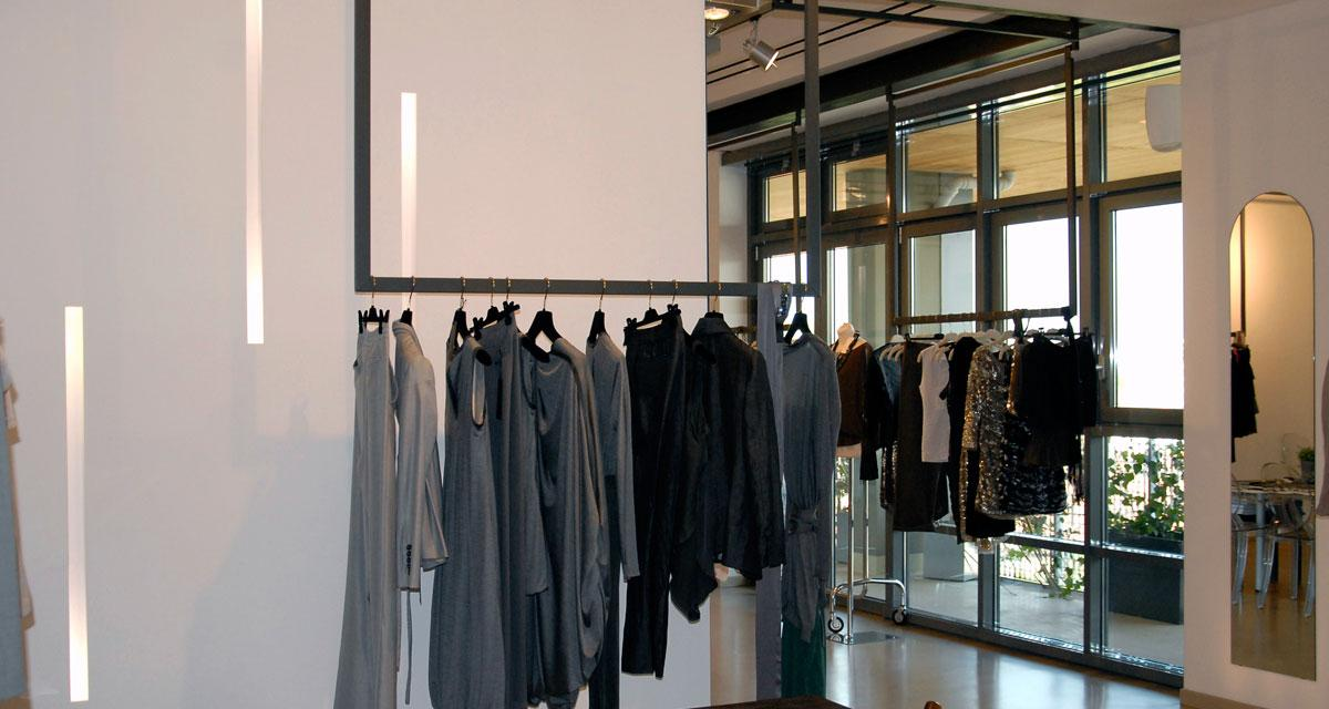 Showroom, Milano