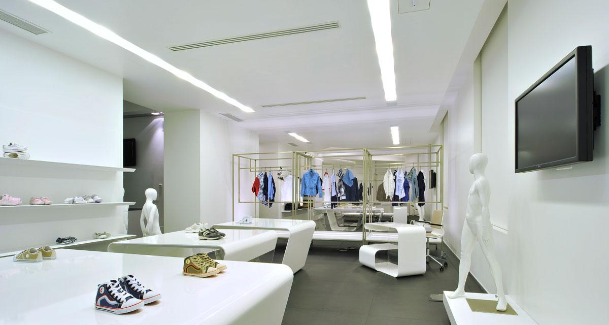 Showroom Northstar, Milan